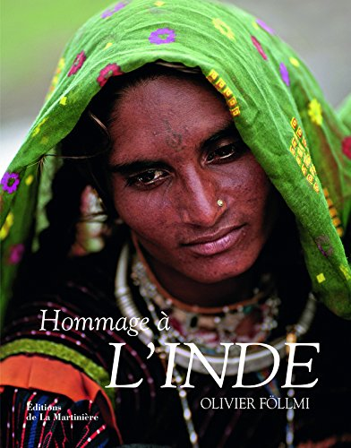Hommage à l'Inde par Olivier Follmi
