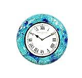 Krafts Cart Mosaic Designer Wall Clock (...