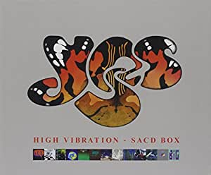 High Vibration SACD Box
