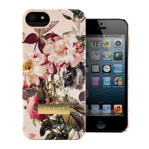 ted-baker-london-iphone-5-case-iphone-5s-snap-on-hard-shell-back-cover-for-iphone-5s-5-with-floral-f