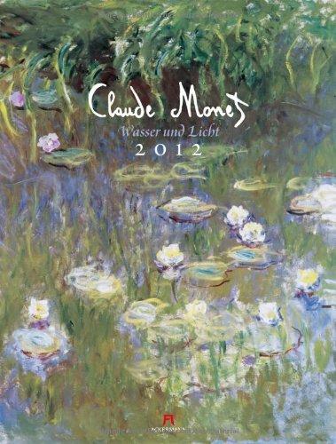 Claude Monet - Wasser und Licht 2012 (Wasser Merkur)