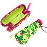 Paraguas diseñador 'Agatha Ruiz De La Prada'verde (amor).