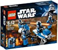 Lego Star Wars - 7914 - Jeu de Construction - Mandalorians Battle Pack