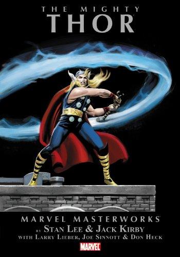 Marvel Masterworks: Mighty Thor Vol. 1