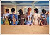 Up Close Pink Floyd Poster, Affiche (91,5cm x 61cm) + 2 tringles Transparentes avec Suspension