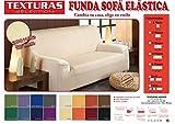 Funda de Sofá Elástica TEXTURAS SELECTION TÚNEZ ( Varios tamaños...