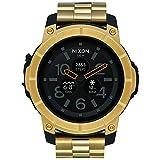 "Nixon Mission SS 1.39""AMOLED GPS (Mond) Gold Smartwatch Smartwatch–(3,53cm (1.39), AMOLED Touchscreen, WLAN, GPS (Mond), Gold)"