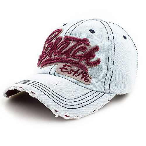 DISTRESSED -  Cappellino da baseball  - Uomo Modell 01