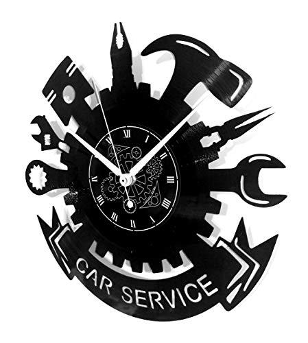 Txian Custom High Accuracy Car Clock Small Round Onboard Quartz Clock Perfect