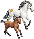 Ravensburger 81122 - tiptoi Spielfigur - Andalusier Stute mit Fohlen