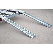 AB Tools-Toolzone Par 226kg rampas de Carga 6ft 1,83 m para remolques