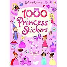1000 Princess Stickers (1000 Stickers)