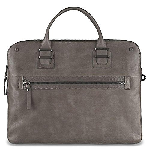 Cartella Piquadro | Porta iPad | Doppio scomparto | Linea Tau | CA3133WO6-grigio