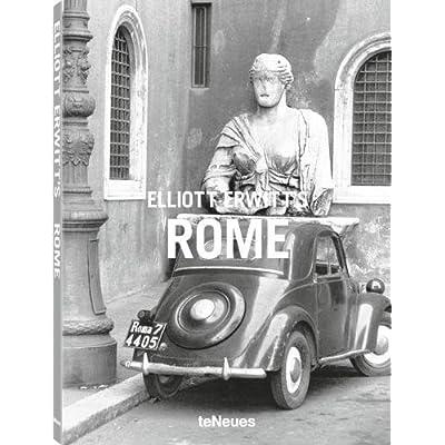 Elliott Erwitt's Rome : Edition Anglais-allemand-italien