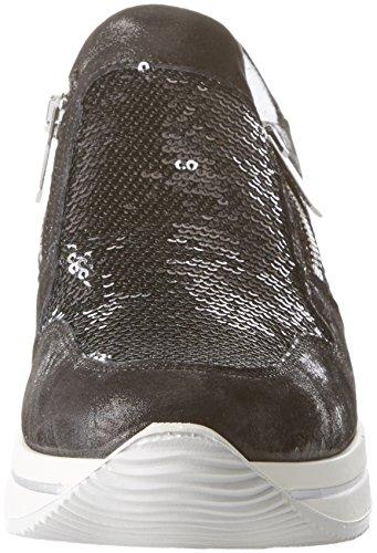 IGI&CO Dku 11541, Sneaker Donna Nero