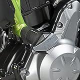 Motorrad Sturzpads Sturzschutz Puig R12 Kawasaki Z 650 17-18 schwarz