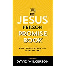 The Jesus Person Pocket Promise Book: Over 800 Promises from the Word of God