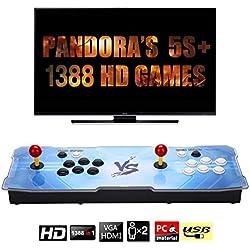 Pandora Box 5s 1388 Juegos