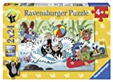 Ravensburger 08863 - Urlaub mit Maulwurf und seinen Freunden