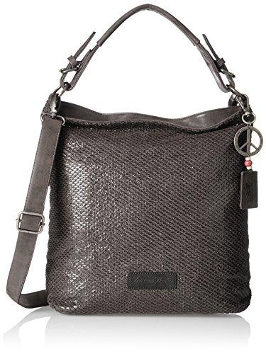 Fritzi aus Preussen Damen Aquata Business Tasche, Grau (Grey), 4x36x41 cm (Handtasche Anne Klein)