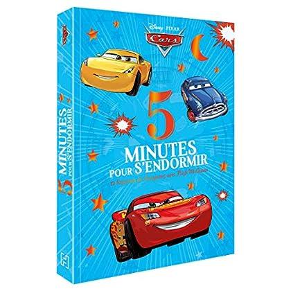 CARS - 5 Minutes pour S'endormir - 12 histoires de champion avec Flash McQueen - Disney Pixar
