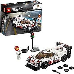 Lego Speed - Champions Porsche 919 Hybrid, 75887