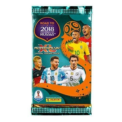 Adrenalyn XL - Road to Russia WM2018 - Display mit 36 Booster