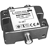 Kathrein EAC 09 1-fach-Abzweiger (F-Anschluß) 15 dB