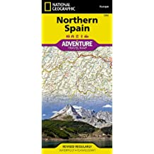 NORTHERN SPAIN  1/380.000