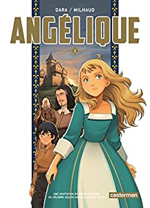 Angelique Edition simple Tome 1