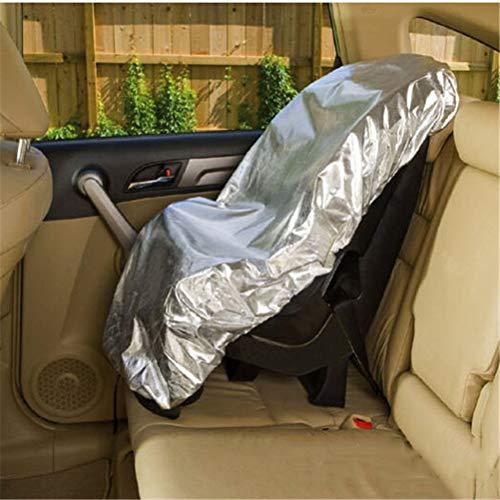 GFYWZ Copertura per Seggiolino Auto Parasole Parasole Calore Raggi UV Reflector Block Protection Anti-Dust,1Pcs