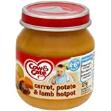 Cow & Gate carotte, pomme de terre & Lamb Hotpot de 4-6m Onwards 125g x 6