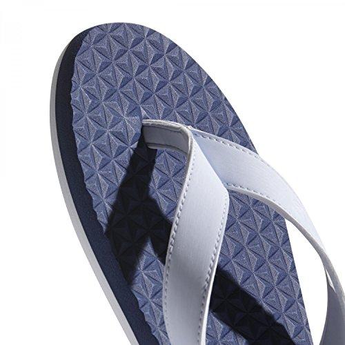 Adidas Mens Eezay Morbida Doccia E Scarpe Da Bagno Blu (nobile Indaco S18 / Aero Blu S18 / Aero Blu S18)