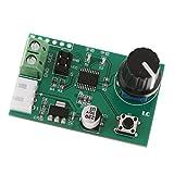 MagiDeal 2Kanal 12-Bit PWM Servomotor Treiber IIC Modul für Arduino Roboter-Schnittstelle I2C Modul