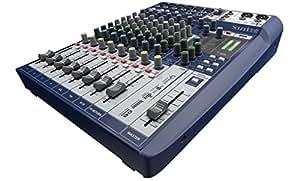 Soundcraft Signature 10 - tables de mixage audio
