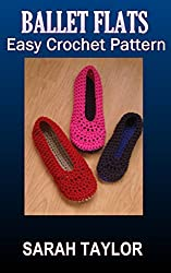 Ballet Flats - Quick and Easy Crochet Pattern (English Edition)