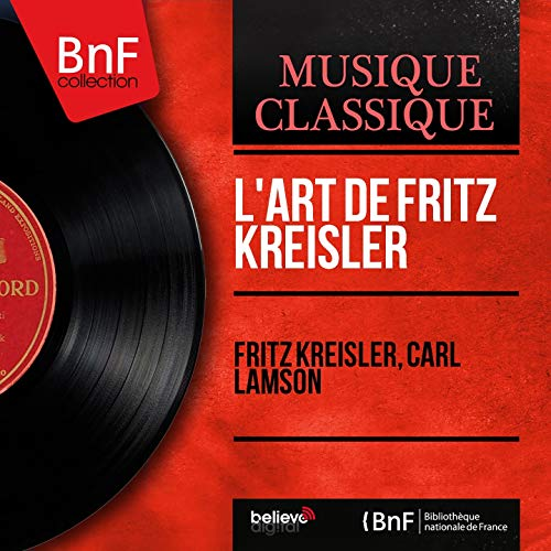Slavonic Dances, Op. 72, B. 145: No. 8 in A-Flat Major (Arranged for Violin and Piano By Fritz Kreisler) - Lamson 8 Zoll