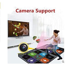 Shi18sport Overlooks Double Dance Mat Pad Für Tv USB Computer Schritt Spielmaschine Dual Hd Verdickung Tanzmaschine Yoga