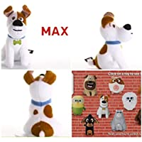McDonalds 2016 The Secret Life of Pets Plush toy MAX #1 by Secret Life of