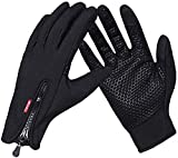COTOP Outdoor Windproof Work Cycling Hunting Climbing Sport Smartphone Touchscreen Gloves for Gardening, Builders, Mechanic