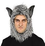 Lobo Hombre o Bestia máscara gris
