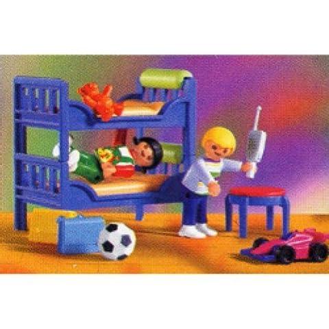 Playmobil - 3964 - La Maison Moderne - Chambre Enfant