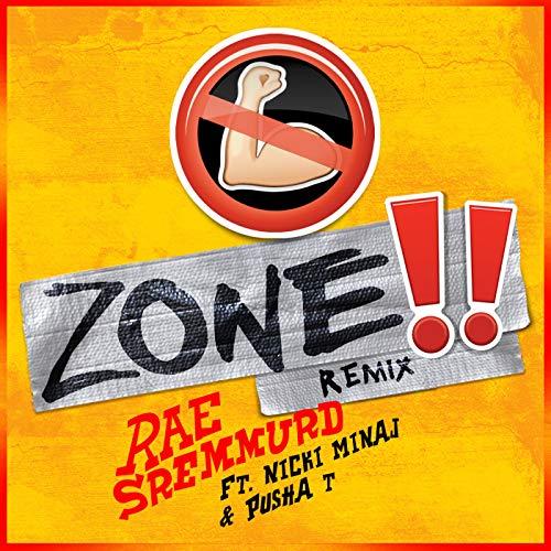 No Flex Zone [Clean] (Remix) [feat. Nicki Minaj & Pusha T]