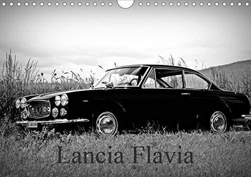 Lancia FlaviaCH-Version (Wandkalender 2020 DIN A4 quer): Eleganter und technisch anspruchsvoller Wagen, unter der Feder von Pininfarina entstanden (Monatskalender, 14 Seiten ) (CALVENDO Mobilitaet)