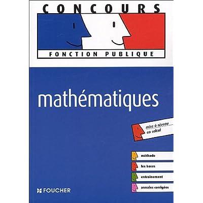 Mathématiques : Catégories B et C