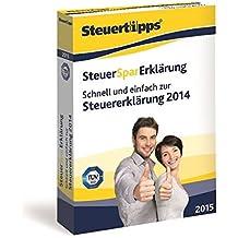 SteuerSparErklärung 2015 (für Steuerjahr 2014)