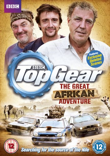 Alex Top (Top Gear - The Great African Adventure [UK Import])