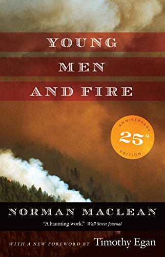 Young Men and Fire: Twenty-fifth Anniversary Edition (English Edition)