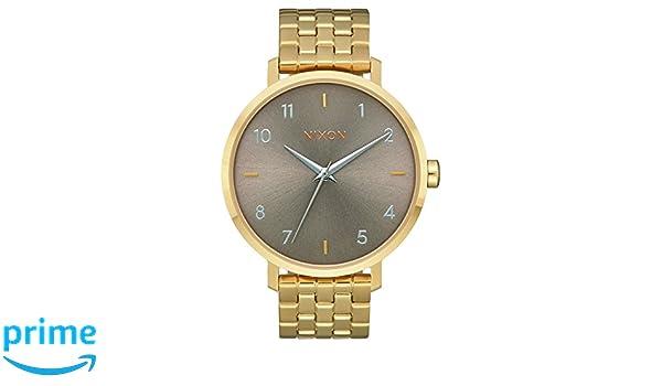 Damen 00 Mit Digital Uhr Nixon Quarz Edelstahl A1090 2702 Armband K1Fc3TlJ