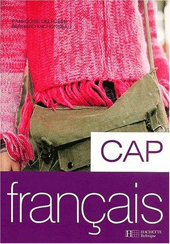 Français CAP par Bernard Michonneau